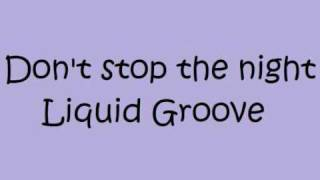 Liquid Groove - Don