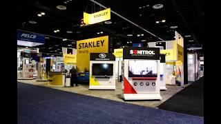 Stanley Security Setup at ASIS16