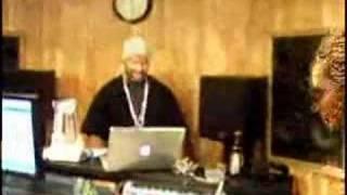 Тимати и Xzibit на студии звукозаписи