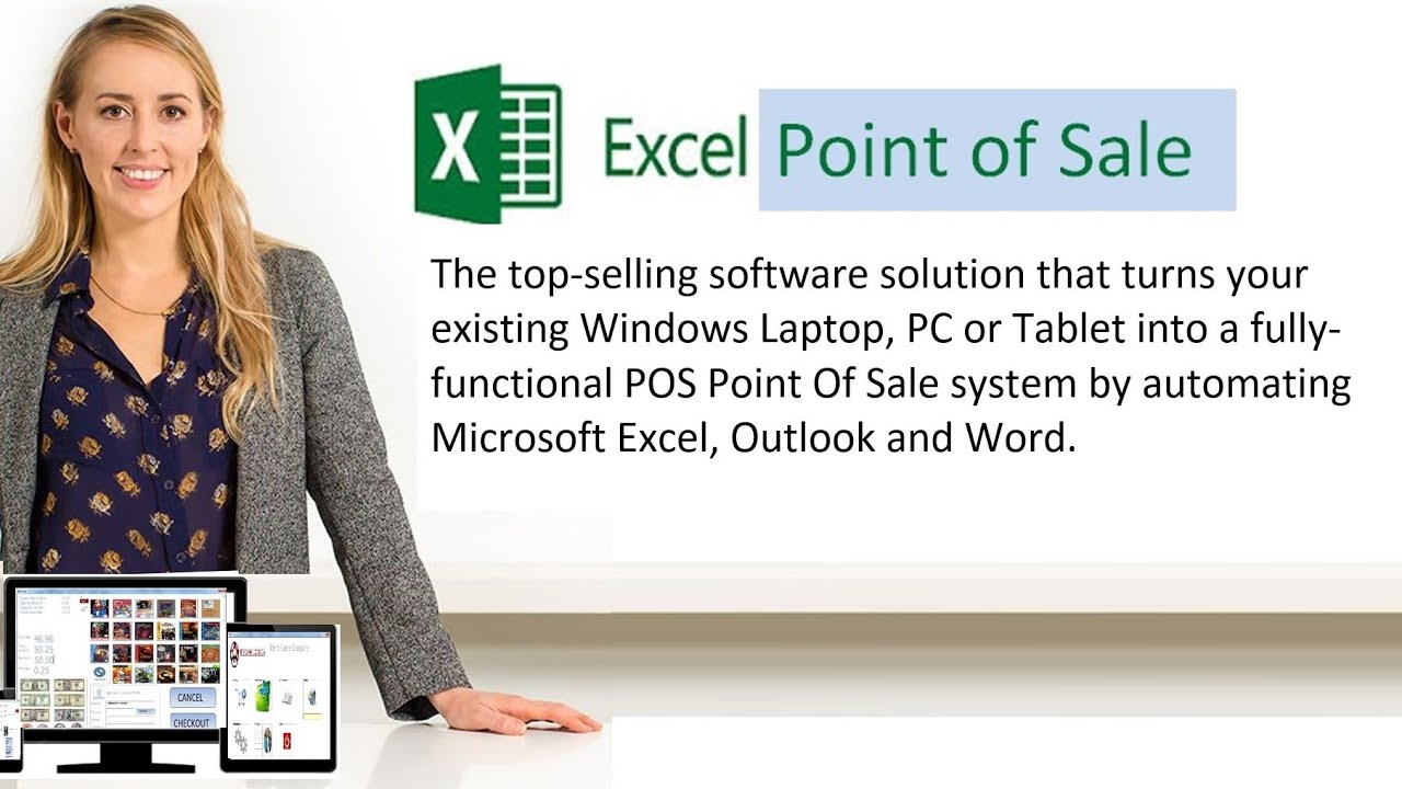 Excel Point Of Sale: Easy Installation and Setup