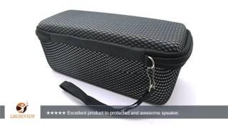 fitsand tm eva storage carry travel portable protective hard case box cover bag for bose soundlink