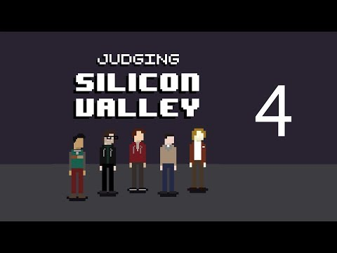 Judging Silicon Valley Episode 4 - I eat the fish