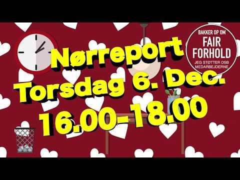 """""""Love & Løbesedler"""" - Nørreport station"""