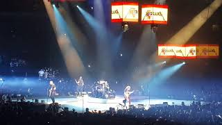 Metallica spit out the bone Madrid 03/02/18 1st night