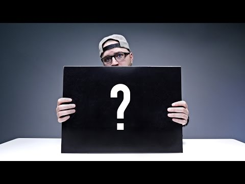 Mystery Unboxing From Intel