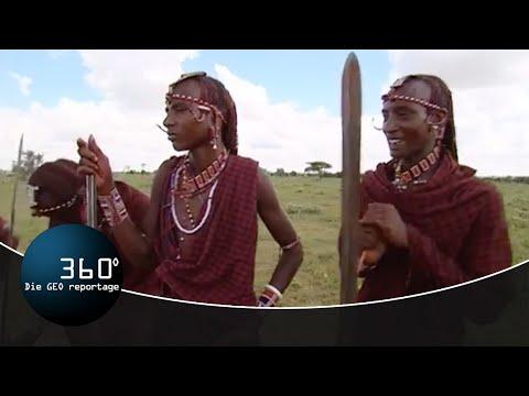 Der Großvater der Massai