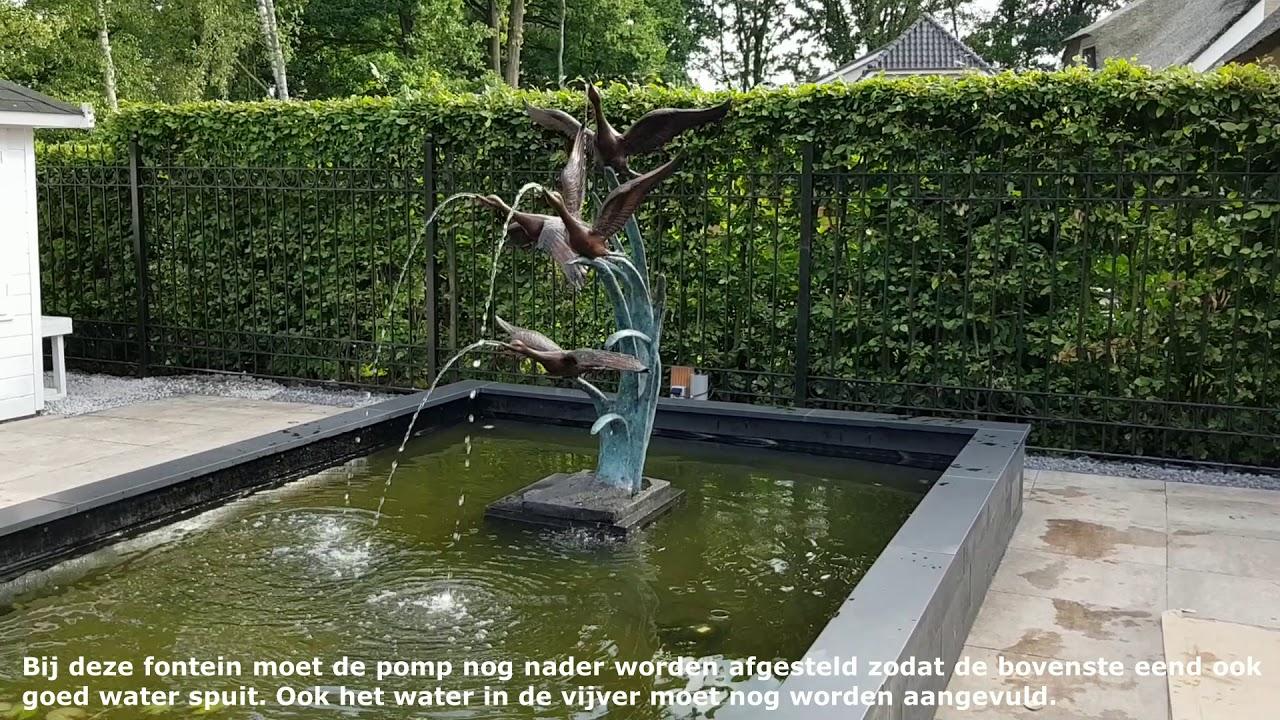 Tuinbeelden En Fonteinen.ᐅ Tuin Fontein Kopen Van Brons Bronzen Fonteinen Beelden