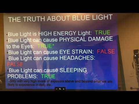 Blue Light: The Truth!