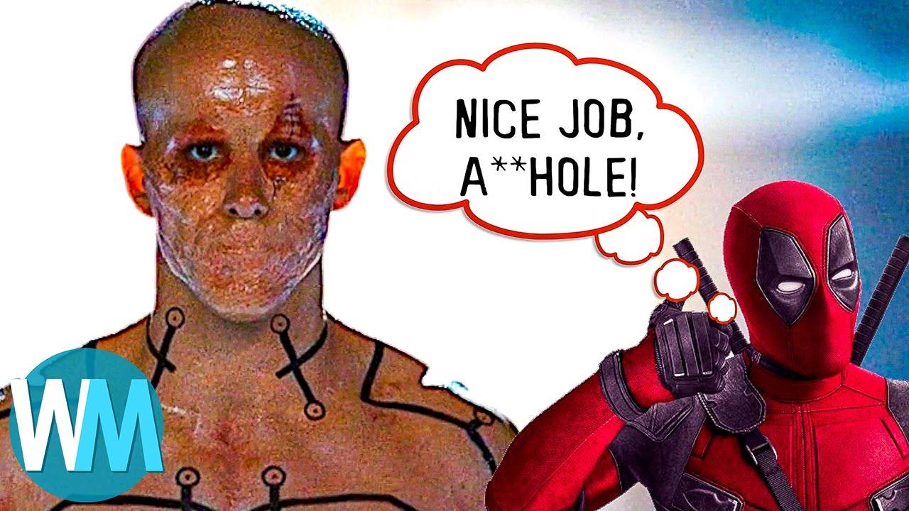 top 10 cringiest superhero fight scenes youtube