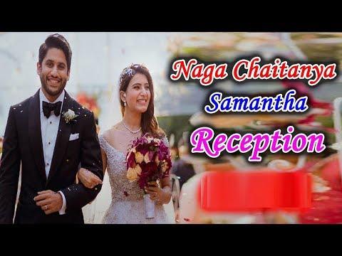 Naga Chaitanya - Samantha Akkineni Reception | #ChaySam | TV5 News