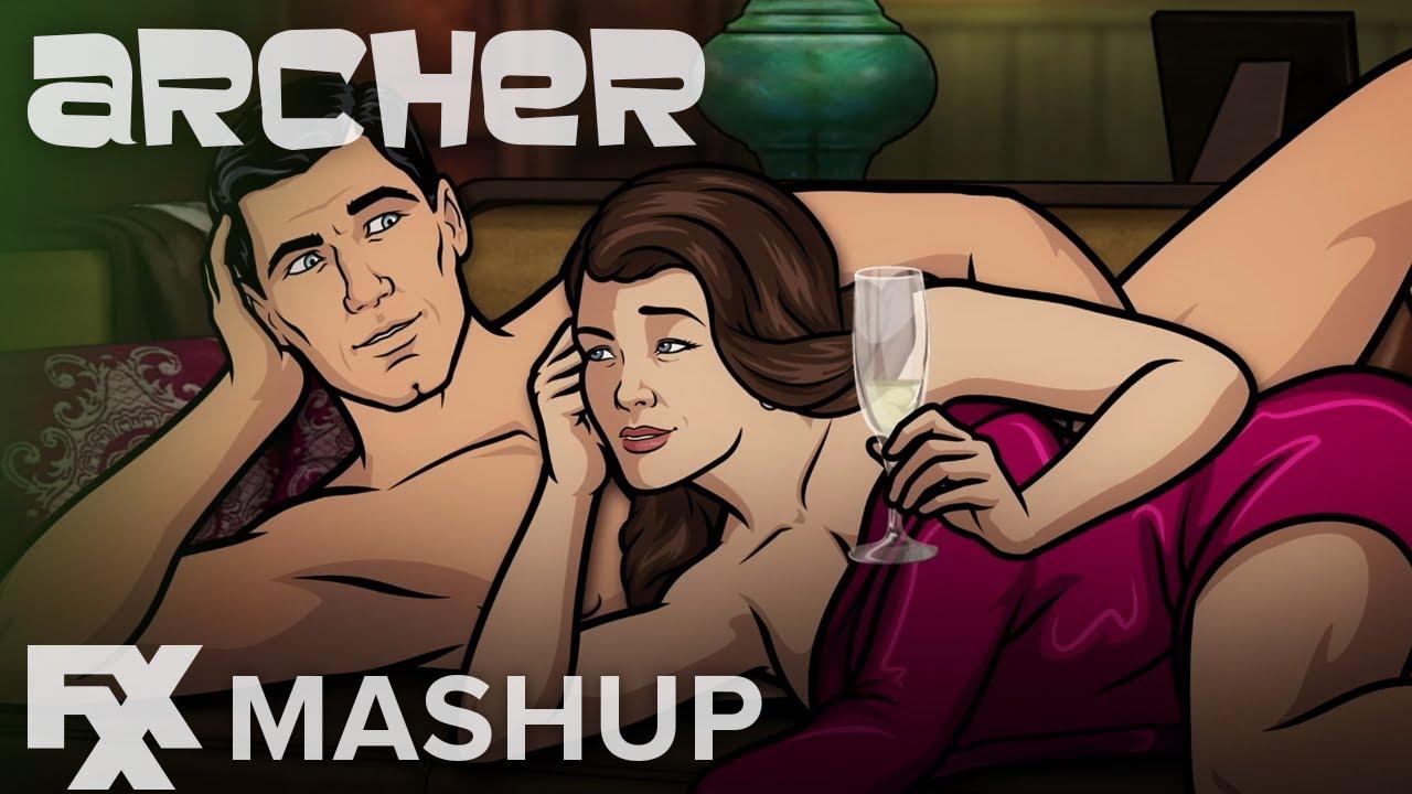 Archer | Phrasing… Boom | FXX