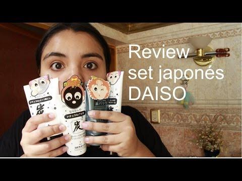Review  set de limpieza DAISO marca Japonesa.