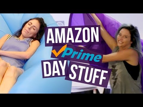 Things We Bought on Amazon Prime Day (Beauty Break)