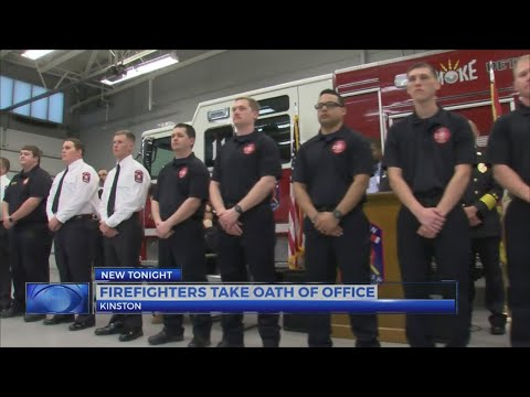 FIREFIGHTERS CEREMONY