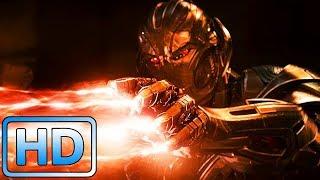 Железный человек, Тор и Кэп против Альтрона, Ртути и Алой ведьмы / Мстители: Эра Альтрона (2015)