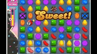 Candy Crush Saga Level 106 - 3 Stars No Boosters