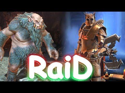 RaiD редкие герои на которых стоит обратить внимание ! Рейд гайд !