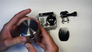 Make A Rotating Time Lapse Base Out Of An Kitchen Egg Timer: Gopro Mounting Tips & Tricks