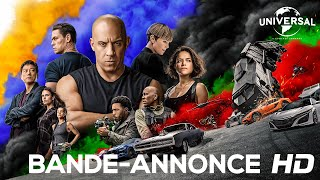 Bande annonce Fast & Furious 9
