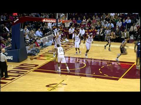 Top 5 Plays of the Night: October 23