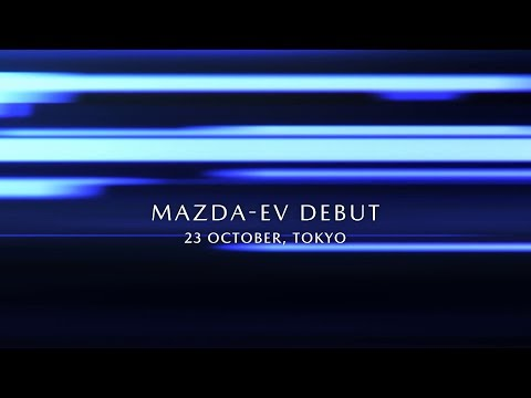 Mazda teases its Tokyo-bound EV again — and it's a crossover coupe