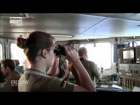 Mit der Bundeswehr auf Piratenpatrouille: Machtlos vor Somalia [Doku]