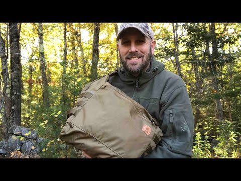 My New Bushcraft Bag and Jacket: Cool Weather is Here, Get Into The Woods - Helikon-Tex and Pentegon