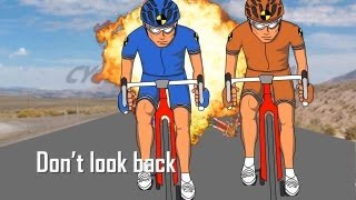 Cycling Training Program-Crashing on a bike.How to avoid accident and injury of a road bike