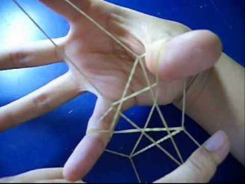 how to make 3 stars with 1 rubber band youtube