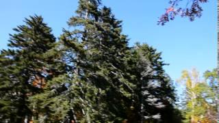 hiking hokkaido Mt taisetu 2015 september 22
