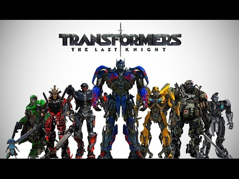 Thumbnail: Transformers: The Last Knight - Cast Robots
