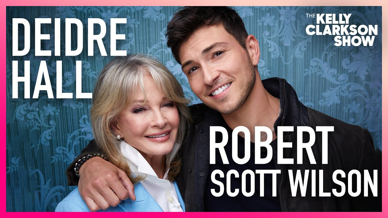 'Days Of Our Lives' Deidre Hall & Robert Scott Wilson Used Holy Water & Crucifix On Set
