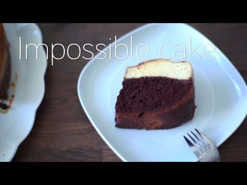 Impossible cake recipe uk
