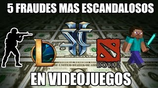 Los 5 Fraudes Mas Escandalosos en Videojuegos - Retro Toro