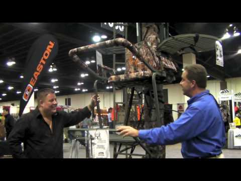 Ameristep Bone Collector Ladder Stand Review