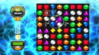 [PC] Bejeweled Twist Gameplay #4 : Going deeply in Classic mode (Ep. 2) [HD]