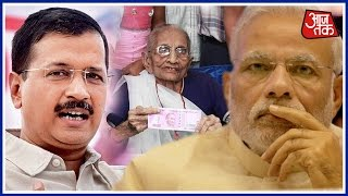 Kejriwal says PM Modi using his mother for politics