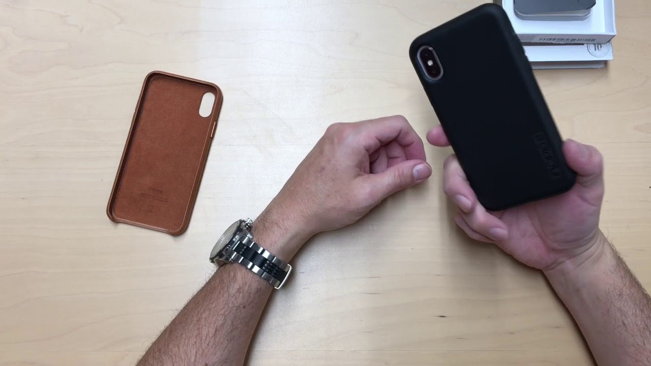 innovative design 8dc1d 94db5 iPhone X Case Review (Incipio Dual Pro)