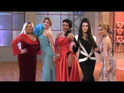 """""""The switch"""" Drag Race El Arte del Transformismo ADELANTO!"""