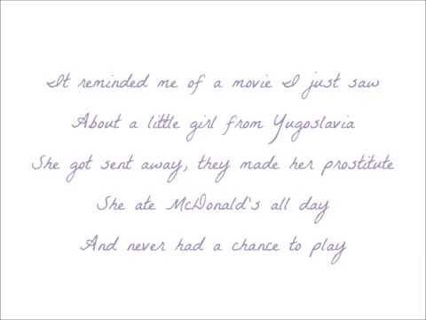 CocoRosie - Lyla (Lyrics)