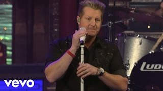 Rascal Flatts - Fast Cars and Freedom (Live on Letterman)