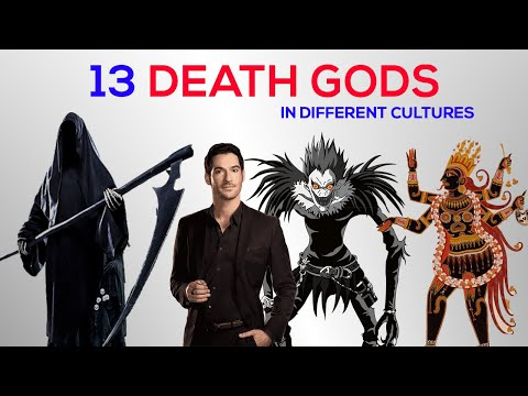 Top 13 Death Gods in Different Cultures