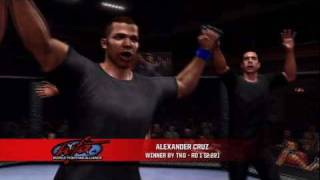 UFC Undisputed 2010 - Career Mode Tutorial - PlayJamUK