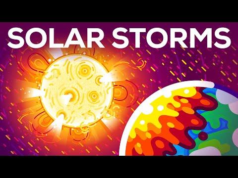 Dapatkah Badai Matahari Menghancurkan Peradaban? Semburan Matahari U0026 Lontaran Massa Korona