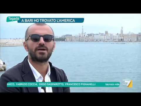 A Bari ho trovato l'America