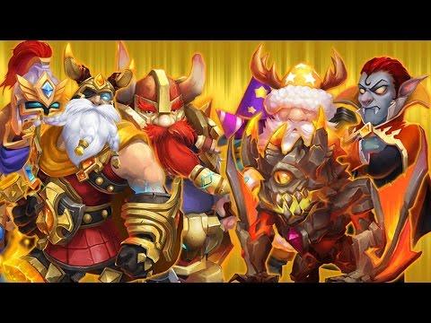 Old Vs New Heroes!!!