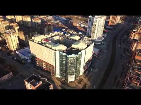 Hotel Mercury And The City Of Tyumen. Video Review