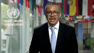 WHO Director-General message on Universal Health Coverage Day