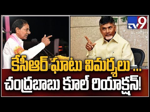 Chandrababu counter to