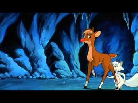 Rudolf, a Rénszarvas -  Rajzfilm - GyerekTV.hu